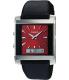 Casio Men's Core MTF110L-4A Black Leather Quartz Watch - Main Image Swatch