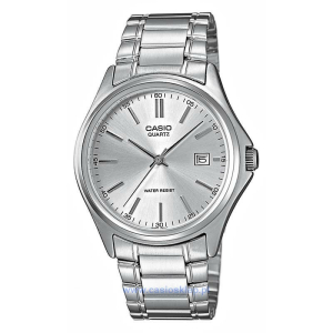 Casio Women's Core MTP1183A-7A Silver Stainless-Steel Quartz Watch