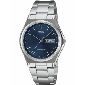 Casio Men's Core MTP1240D-2A Blue Stainless-Steel Quartz Watch