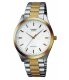 Casio Men's Core MTP1274SG-7A White Stainless-Steel Quartz Watch - Main Image Swatch