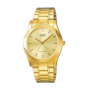 Casio Men's Core MTP1275G-9A Gold Stainless-Steel Quartz Watch