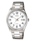 Casio Men's Core MTP1302D-7BV Silver Stainless-Steel Quartz Watch - Main Image Swatch