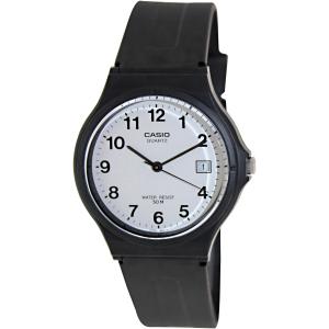 Casio Women's Core MW59-7BV Black Resin Quartz Watch