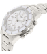 Casio Women's Sheen SHE5516D-7A Silver Stainless-Steel Quartz Watch - Side Image Swatch