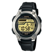Casio Men's W212H-9AV Digital Resin Quartz Watch