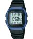 Casio Men's Core W96H-2AV Black Resin Analog Quartz Watch - Main Image Swatch