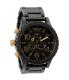 Nixon Men's 51-30 A0831041 Black Stainless-Steel Analog Quartz Watch - Main Image Swatch