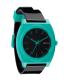 Nixon Men's Time Teller A1191060 Teal Polyurethane Analog Quartz Watch - Main Image Swatch