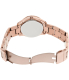 Fossil Women's Stella ES3003 Rose-Gold Stainless-Steel Analog Quartz Watch - Back Image Swatch