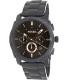 Fossil Men's Machine FS4682 Black Stainless-Steel Quartz Watch - Main Image Swatch