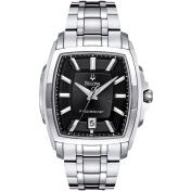 Bulova Men's Precisionist 96B144 Black Stainless-Steel Quartz Watch