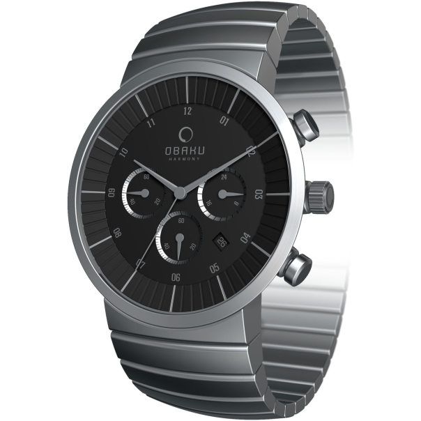Obaku Men's Watch V131GCBSC - Main Image
