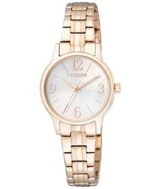 Citizen Women's Classic Quartz EX0293-51A Mother-Of-Pearl Stainless-Steel Quartz Watch