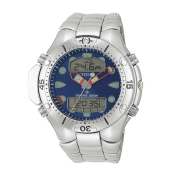 Citizen Men's Eco-Drive JP1060-52L Blue Stainless-Steel Quartz Watch