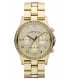 Marc by Marc Jacobs Women's Henry Chrono MBM3105 Gold Stainless-Steel Quartz Watch - Main Image Swatch