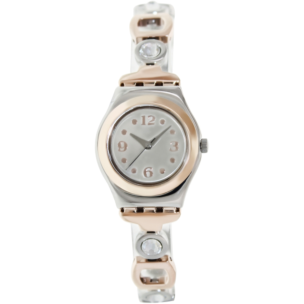 swatch s irony yss234g silver stainless steel swiss