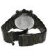 Swiss Precimax Men's Valor Elite SP12053 Black Stainless-Steel Swiss Chronograph Watch - Back Image Swatch