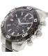 Swiss Precimax Men's Valor Elite SP12056 Silver/Black Stainless-Steel Swiss Chronograph Watch - Side Image Swatch