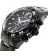 Swiss Precimax Men's Formula-7 Pro SP12061 Black Stainless-Steel Swiss Chronograph Watch - Side Image Swatch