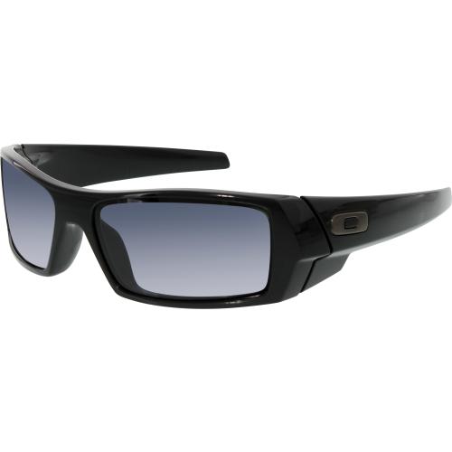 69e8bc7e13de2 UPC 700285034713 - Oakley Gas Can Sunglasses Polished Black Grey ...