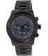 Michael Kors Men's Runway MK8157 Black Stainless-Steel Quartz Watch - Main Image Swatch
