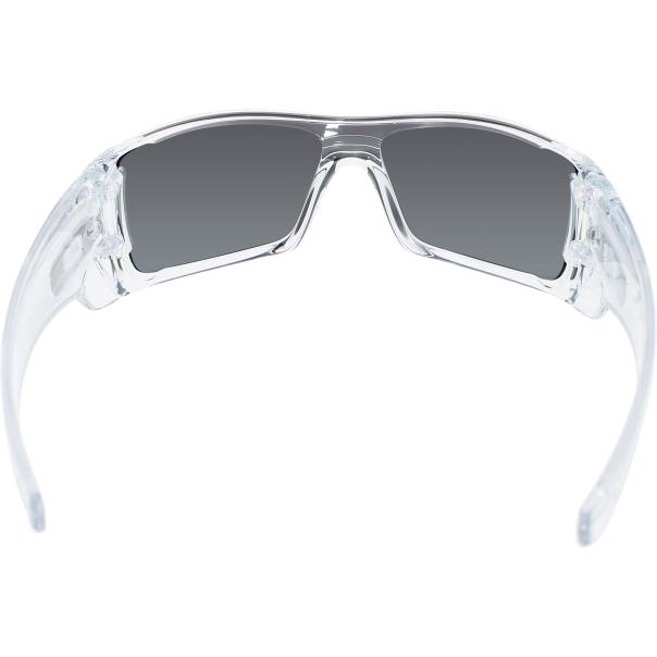 oakley men 39 s gradient batwolf oo9101 07 clear shield sunglasses. Black Bedroom Furniture Sets. Home Design Ideas