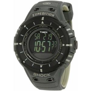 Timex Men's Expedition T49612 Digital Resin Quartz Watch