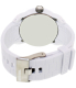 Diesel Men's Double Down DZ1436 White Silicone Quartz Watch - Back Image Swatch