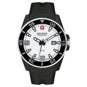 Swiss Military Hanowa Men's Ranger 06-4176-27-001-07 White Polyurethane Swiss Quartz Watch