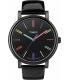 Timex Women's Easy Reader T2N790 Black Leather Quartz Watch - Main Image Swatch