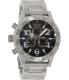 Nixon Men's 42-20 A037000 Silver Stainless-Steel Quartz Watch - Main Image Swatch