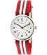 Timex Men's Weekender T2N746 White Nylon Quartz Watch - Main Image Swatch
