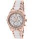 Swiss Precimax Women's Desire Elite Ceramic Diamond SP12078 Rose Gold Ceramic Swiss Quartz Watch - Main Image Swatch