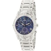 Swiss Precimax Women's Desire Elite Diamond SP12079 Mother-Of-Pearl Ceramic Swiss Quartz Watch