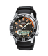 Casio Men's Core AMW710-1AV Black Resin Quartz Watch - Main Image Swatch