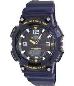 Casio Men's Sport AQS810W-2AV Blue Resin Quartz Watch