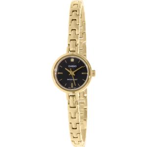 Casio Women's Core LTP1351G-1C Gold Stainless-Steel Quartz Watch