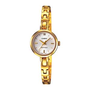 Casio Women's Core LTP1351G-7C Gold Stainless-Steel Quartz Watch
