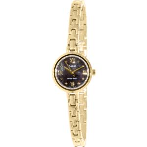 Casio Women's Core LTP1352G-1A Gold Gold Tone Stainles-Steel Quartz Watch