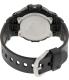 Casio Women's Baby-G BGD140-1A Black Resin Quartz Watch - Back Image Swatch