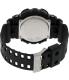 Casio Men's G-Shock GA100-1A1 Black Resin Quartz Watch - Back Image Swatch