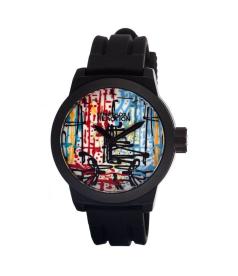 Kenneth Cole Reaction Men's Reaction RK1251 White Silicone Quartz Watch