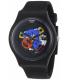 Swatch Men's Originals SUOB101 Black Plastic Quartz Watch - Main Image Swatch