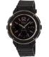 Casio Women's Baby-G BGA150-1B Black Resin Quartz Watch - Main Image Swatch