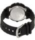 Casio Women's Baby-G BGA150-1B Black Resin Quartz Watch - Back Image Swatch