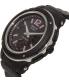 Casio Women's Baby-G BGA150-1B Black Resin Quartz Watch - Side Image Swatch