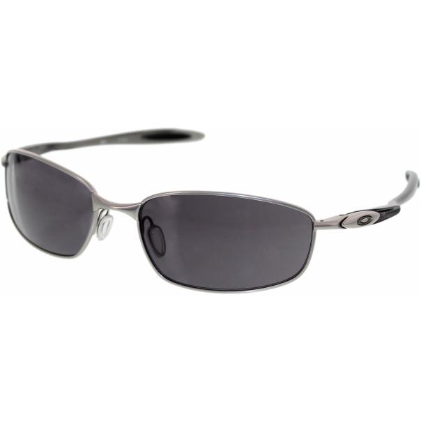 Oakley Blender 6B - Chrome Óculos de Grau na eÓtica. Oakley Blender Frame  Size   Louisiana Bucket Brigade 05f84e738a