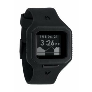 Nixon Men's Supertide A316001 Digital Polyurethane Quartz Watch