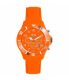 Ice-Watch Men's Chrono CH.FO.B.L.11 Orange Calf Skin Quartz Watch - Main Image Swatch