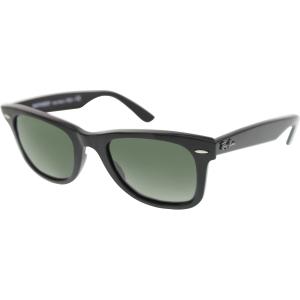 Ray-Ban Men's Original Wayfarer RB2140-901-50 Black Wayfarer Sunglasses